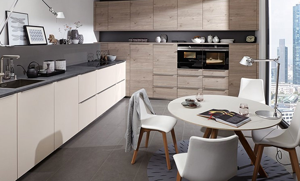 Amazing gray kitchen cabinets aristokraft cabinetry for Kitchen designs namibia